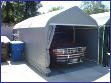 Driveway  Canvas Canopy