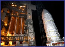 Launch Vehicle Cover