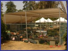Agriculture Shade Structure